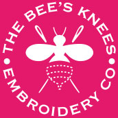 The Bees Knees Embroidery